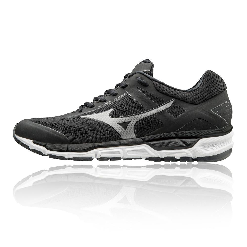 Mizuno – Hombre Synchro Mx 2 Zapatillas De Running Correr Negro