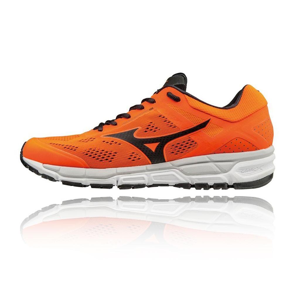 Mizuno – Hombre Synchro Mx 2 Zapatillas De Running  – Ss17 Correr Naranja