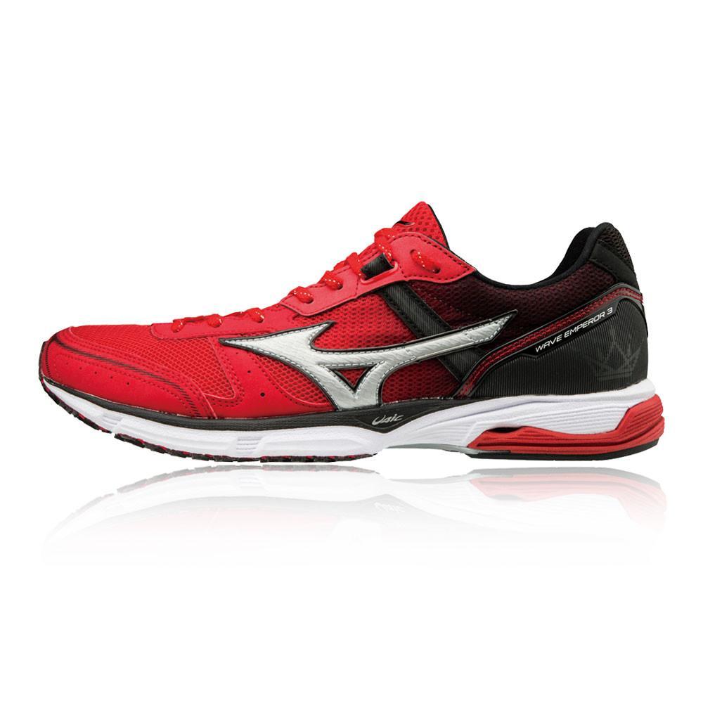 Mizuno – Hombre Wave Emperor Zapatillas De Running  – Ss18 Correr Rojo
