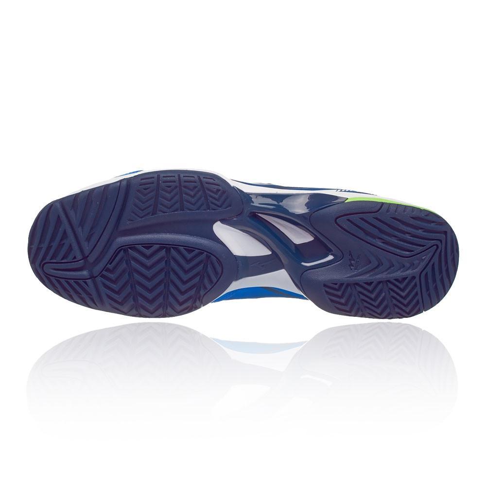 Mizuno – Hombre Wave Exceed All Court Zapatillas De Tenis – Ss17 Tenis Azul