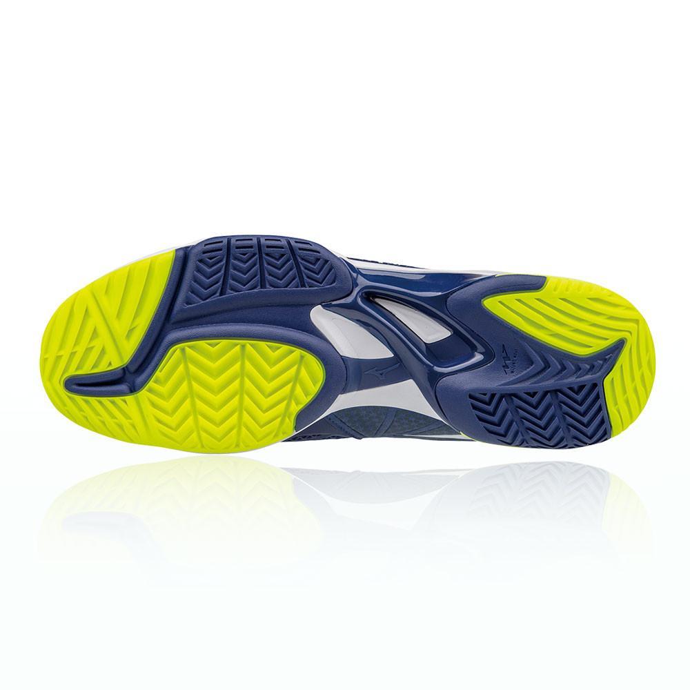 Mizuno – Hombre Wave Exceed Tour 2 All Court Zapatillas De Tenis – Aw17 Tenis Azul