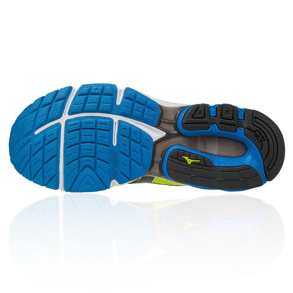 Mizuno – Hombre Wave Inspire 13 Zapatillas De Running  – Aw17 Correr Amarillo