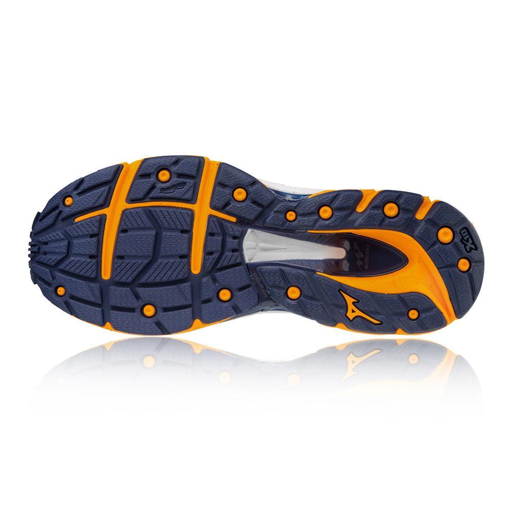 Mizuno – Hombre Wave Paradox 4 Zapatillas De Running  – Ss18 Correr Azul Marino