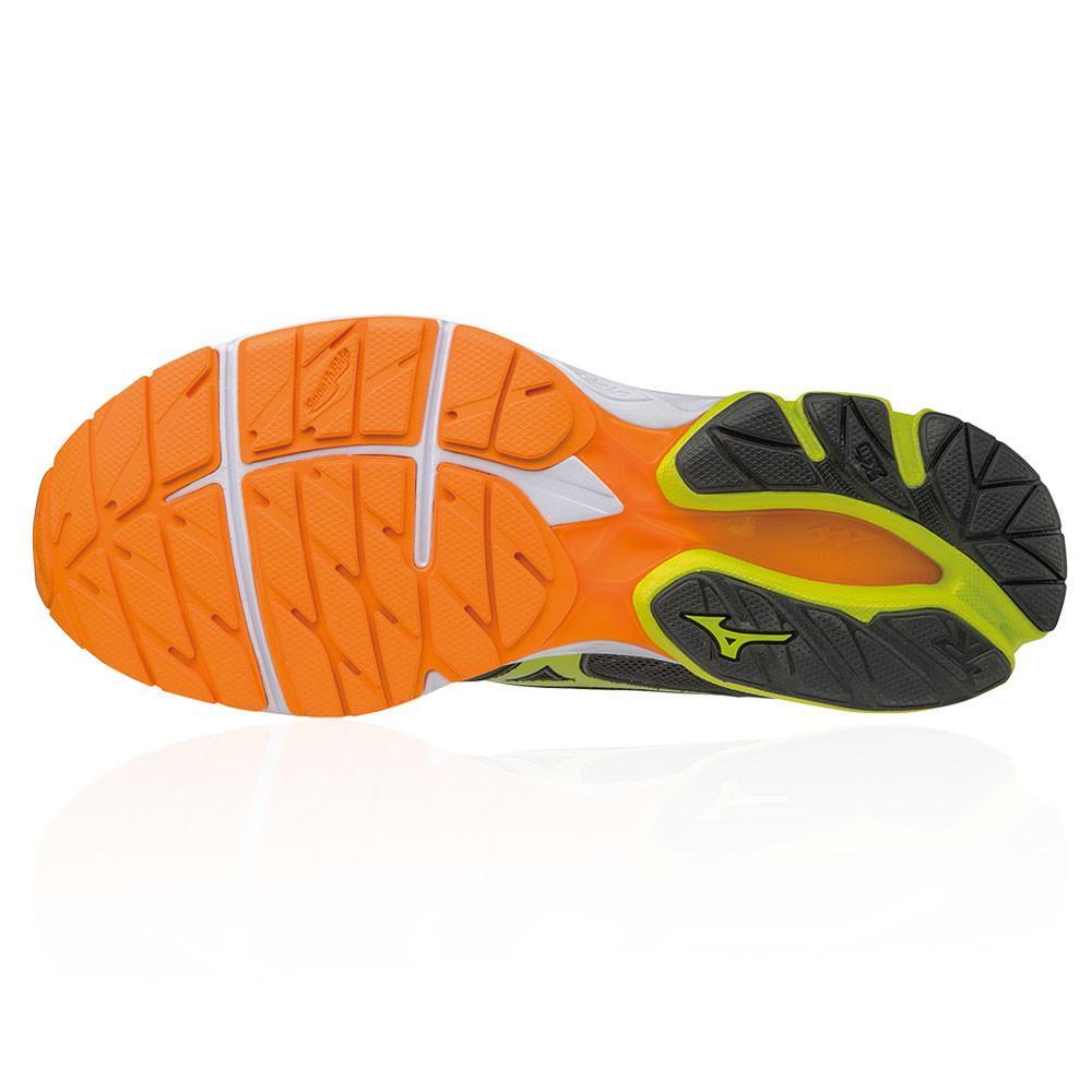 Mizuno – Hombre Wave Rider 20 Zapatillas De Running  – Aw17 Correr Gris