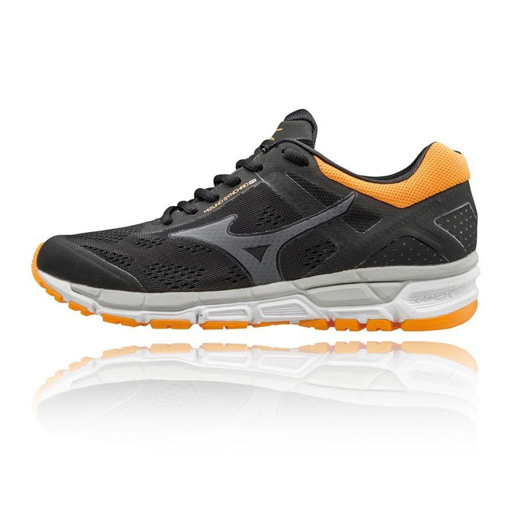 Mizuno – Mujer Synchro Mx 2 Para Mujer Zapatillas De Running  – Ss17 Correr Negro