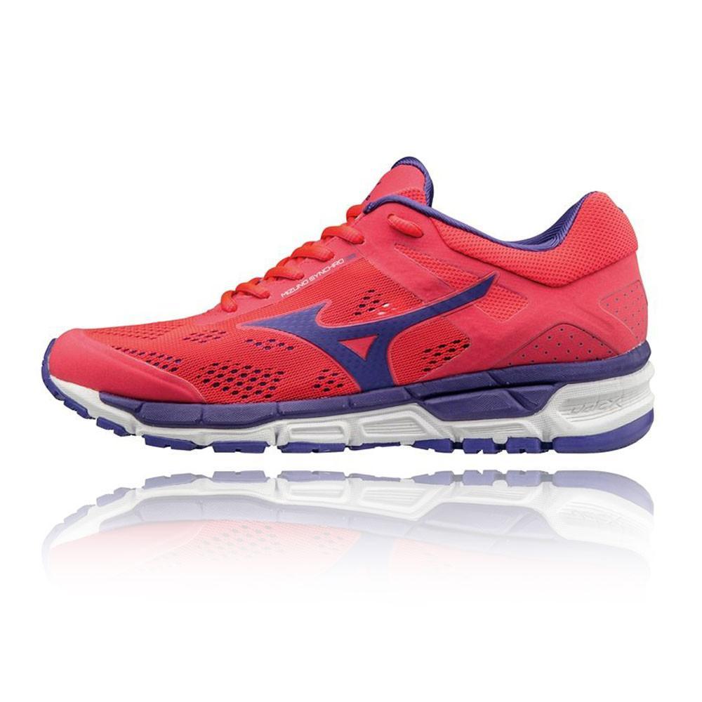 Mizuno – Mujer Synchro Mx 2 Para Mujer Zapatillas De Running  – Ss17 Correr Rosa