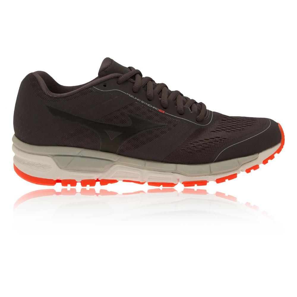 Mizuno – Mujer Synchro Mx Para Mujer Zapatillas De Running Correr Naranja/Gris