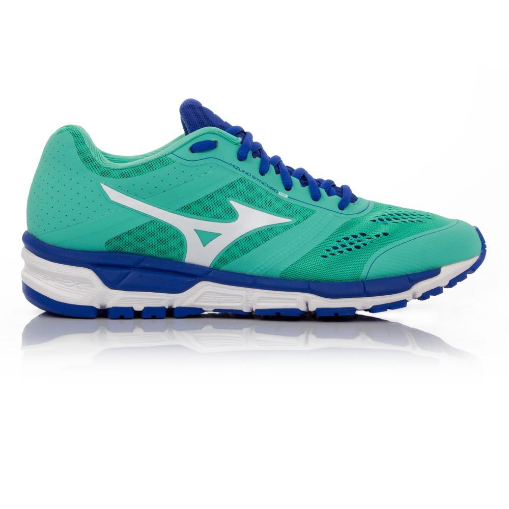Mizuno – Mujer Synchro Mx Para Mujer Zapatillas De Running Correr Verde