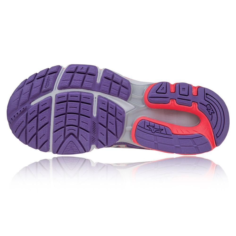 Mizuno – Mujer Wave Inspire 12 Para Mujer Zapatillas De Running Correr Rosa/Plateado/Morado