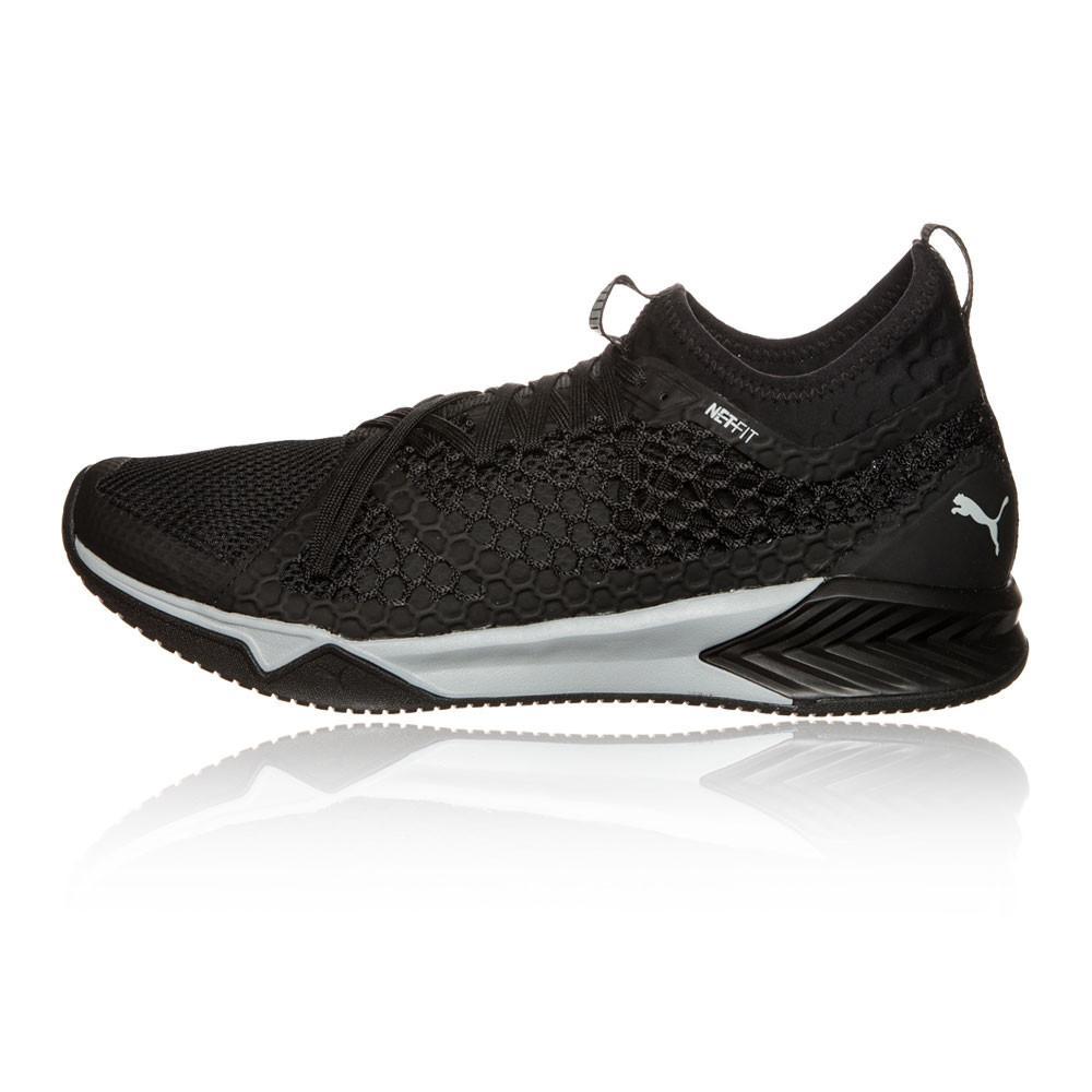 Puma – Hombre Speed Ignite Netfit Xt Zapatillas De Running  – Aw17 Gimnasio Negro