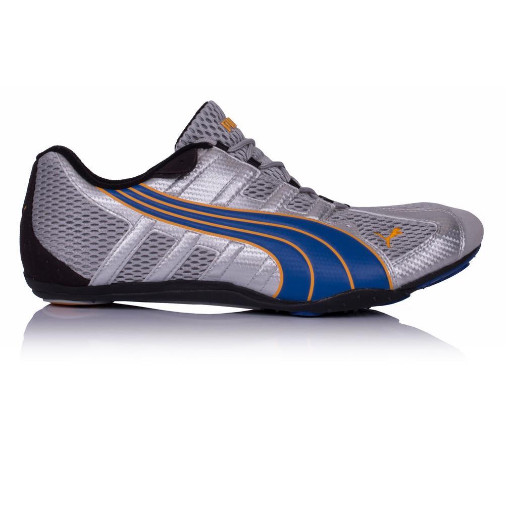 Puma – Hombre Taper Sp Zapatillas De Running Correr Azul/Plateado