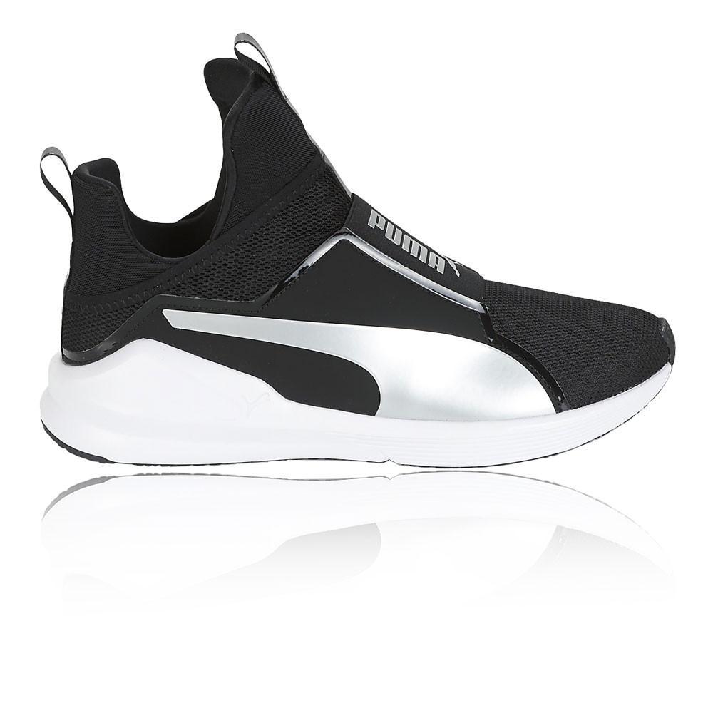 Puma – Mujer Fierce Core Zapatillas De Training  Para Mujer  – Aw17 Gimnasio Negro