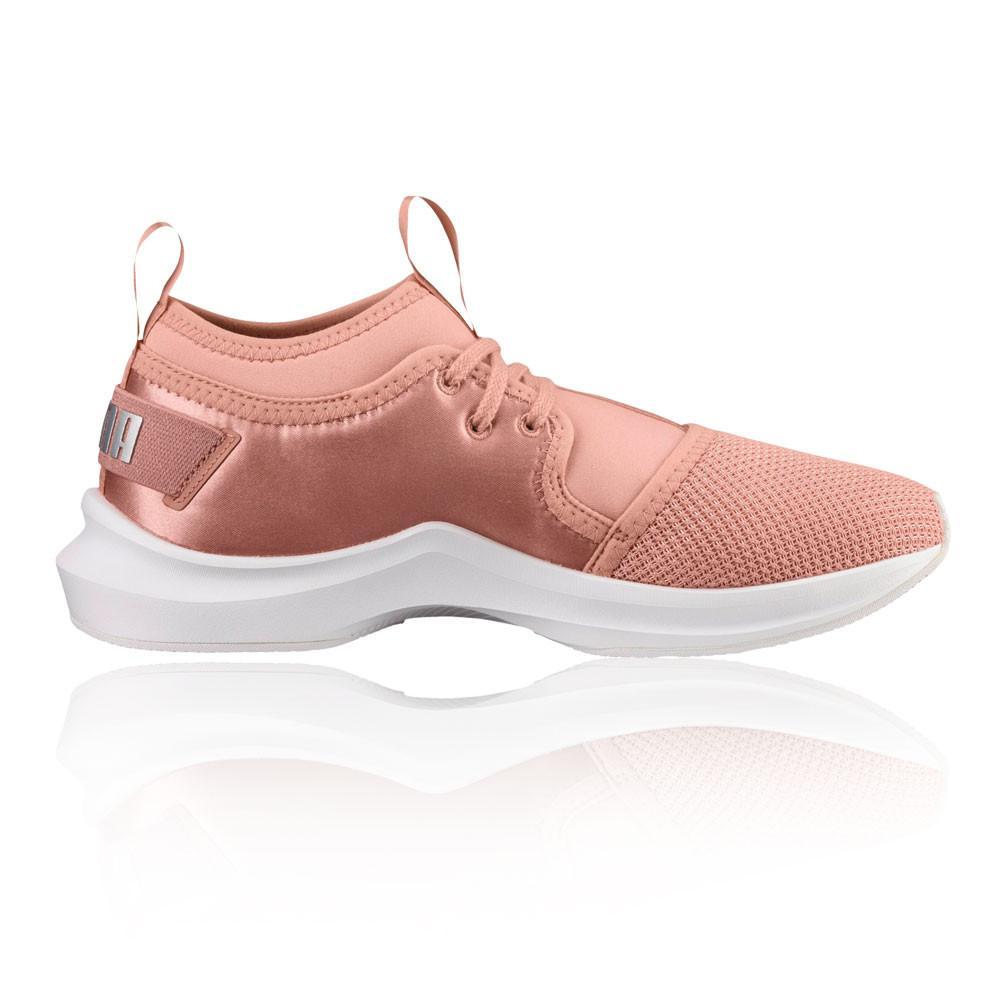 Puma – Mujer Phenom Satin Lo En Pointe Para Mujer Zapatillas De Training  – Ss18 Gimnasio Rosa