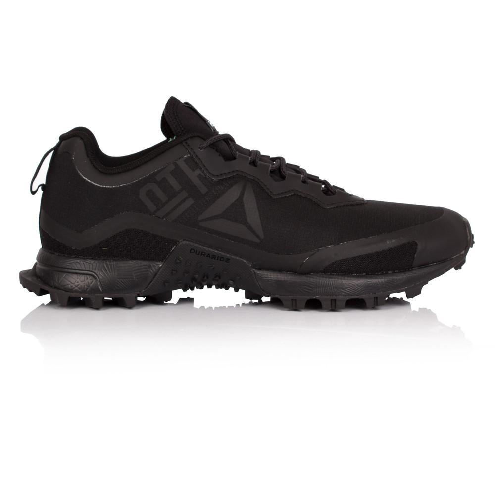 Reebok – Hombre All Terrain Craze Trail Zapatillas De Running  – Ss18 Correr Negro