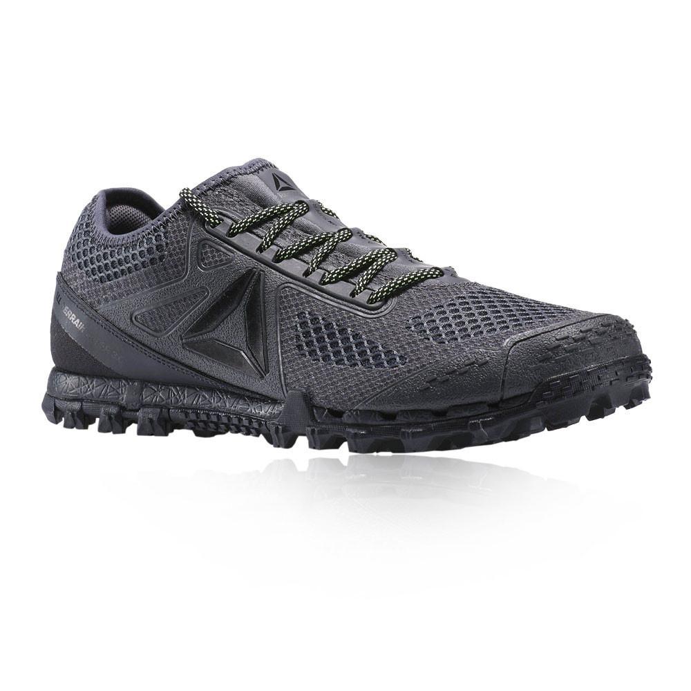 Reebok – Hombre All Terrain Super 3.0 Trail Zapatillas De Running  – Aw17 Correr Negro