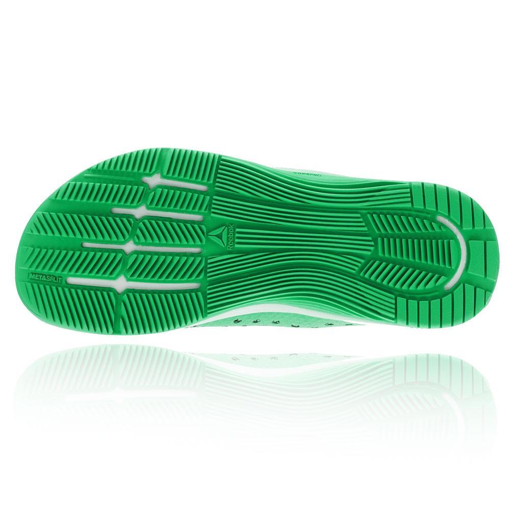 Reebok – Hombre Crossfit Nano 7.0 Zapatillas De Training  – Aw17 Gimnasio Verde