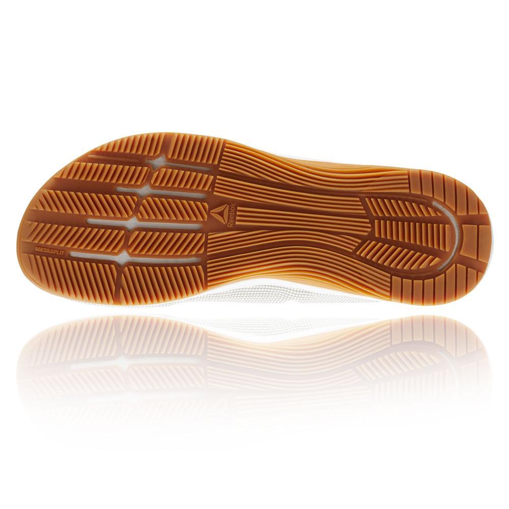 Reebok – Hombre Crossfit Nano 8.0 Flexweave Zapatillas – Ss18 Gimnasio Blanco
