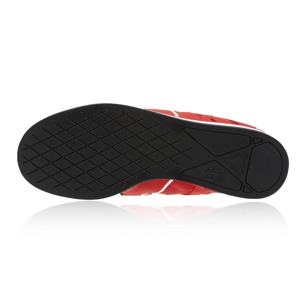 Reebok – Hombre Lifter Pr Zapatillas De Training  – Aw17 Levantamiento de pesas Rojo
