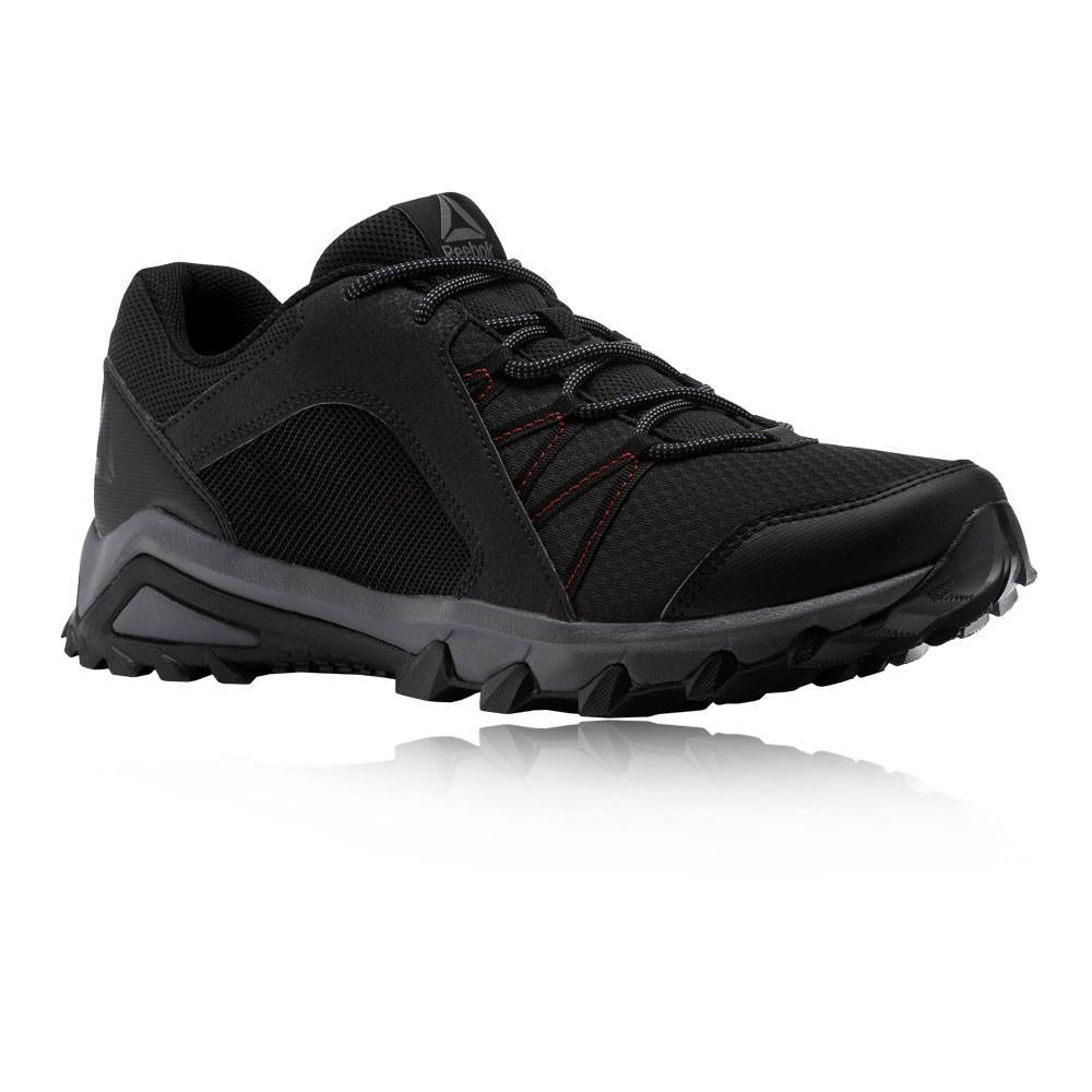 Reebok – Hombre Trailgrip 6.0 Hiking Zapatillas – Ss18 Aire libre Negro