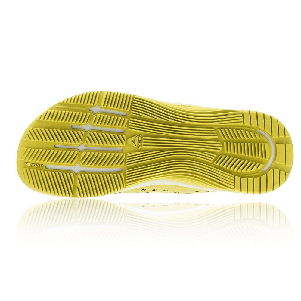Reebok – Mujer Crossfit Nano 7.0 Para Mujer Zapatillas De Training  – Aw17 Gimnasio Amarillo