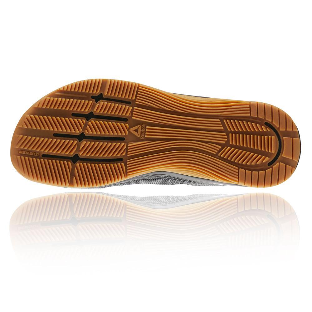 Reebok – Mujer Crossfit Nano 8.0 Flexweave  Para Mujer Zapatillas – Ss18 Gimnasio Negro