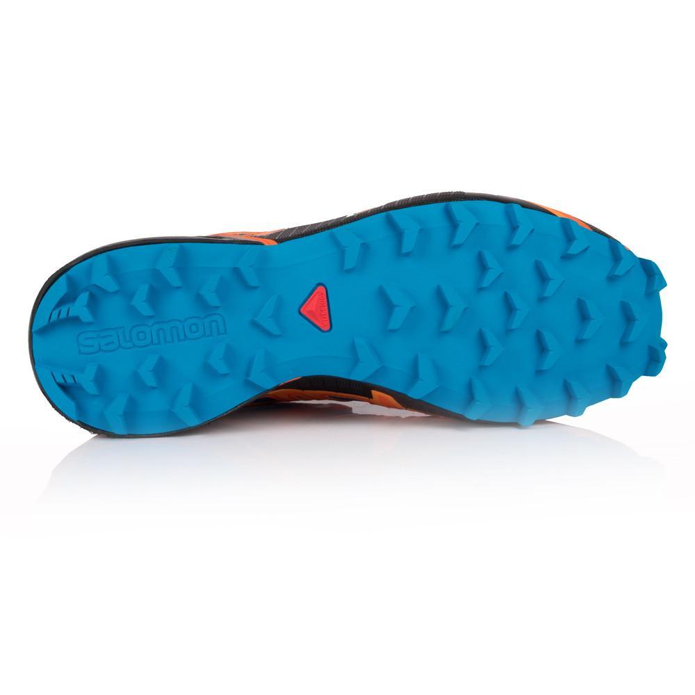 Salomon – Hombre Speedcross 4 Gore-Tex Trail Zapatillas De Running  – Ss18 Correr Azul