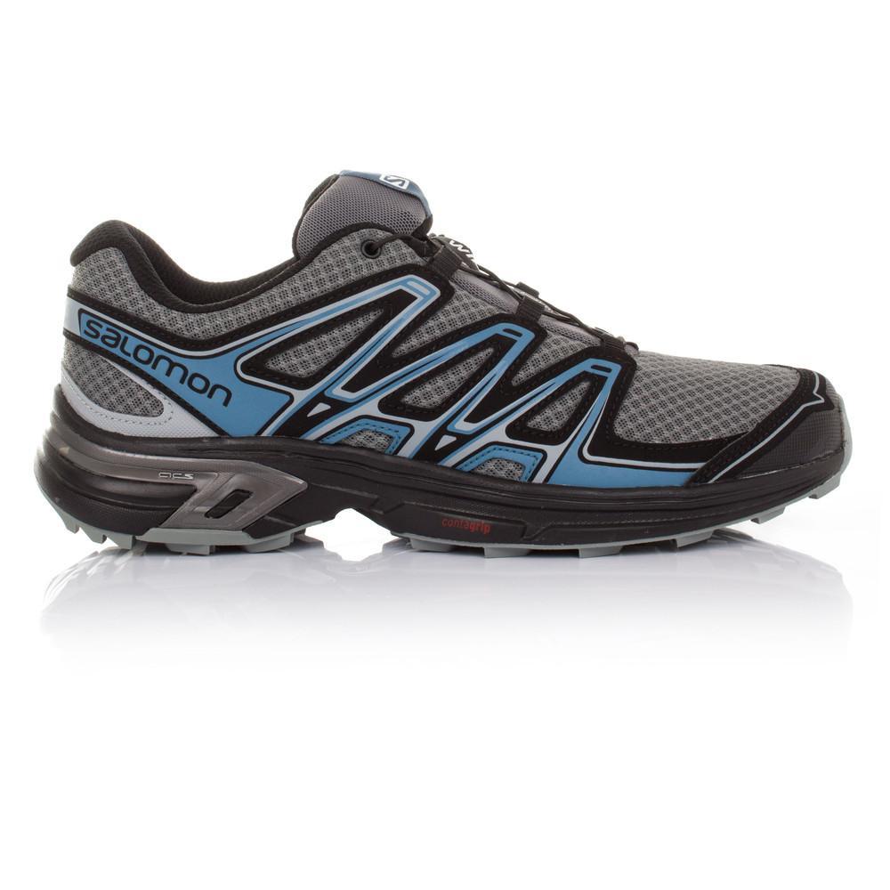 Salomon – Hombre Wings Flyte 2 Zapatillas De Running  – Ss18 Correr Gris
