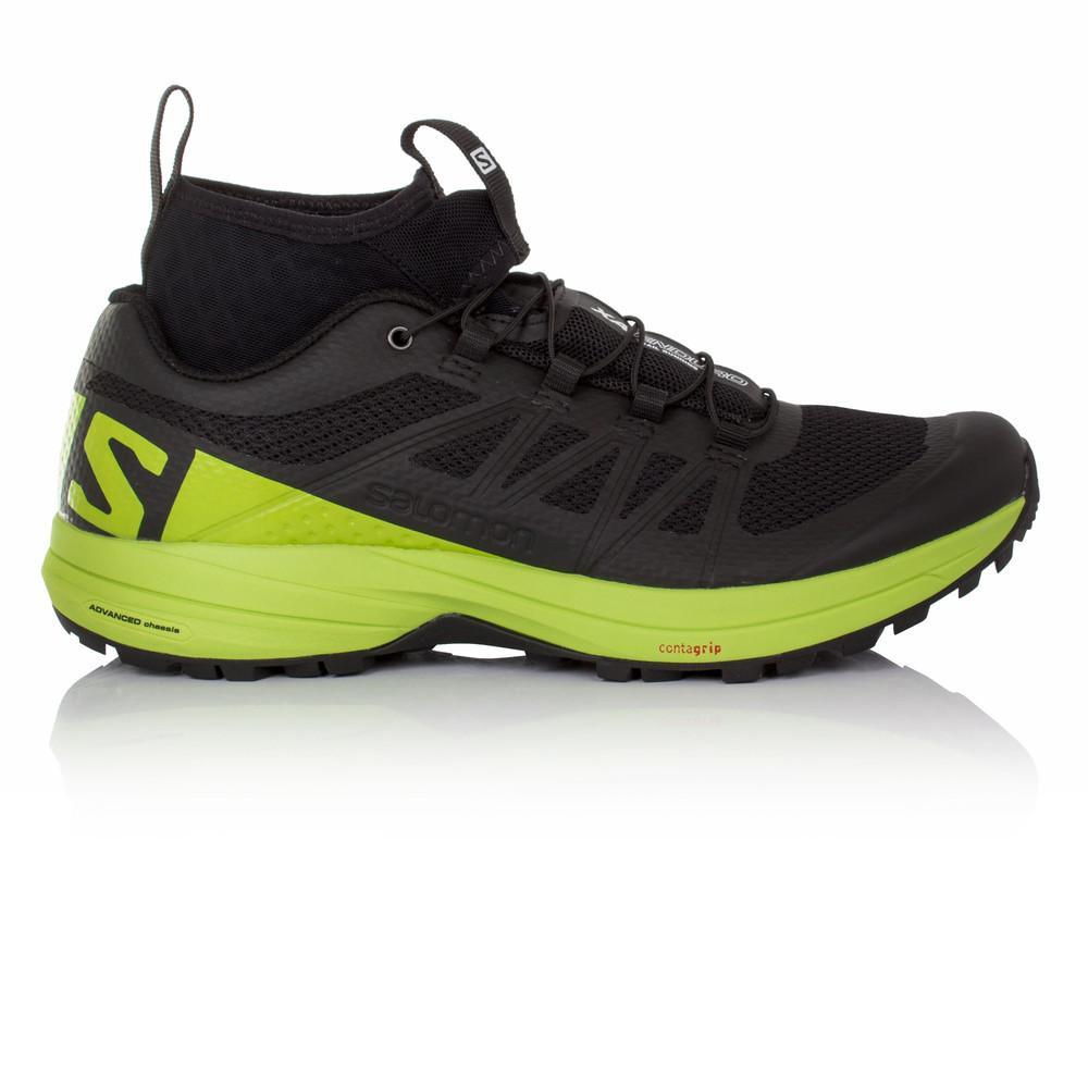 Salomon – Hombre Xa Enduro Zapatillas De Trail Running – Aw17 Correr Negro