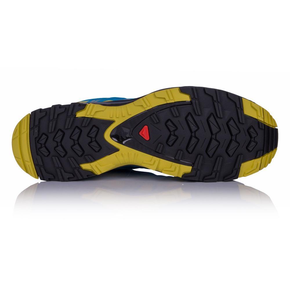 Salomon – Hombre Xa Pro 3D Gore-Tex Trail Zapatillas De Running  – Ss18 Correr Azul