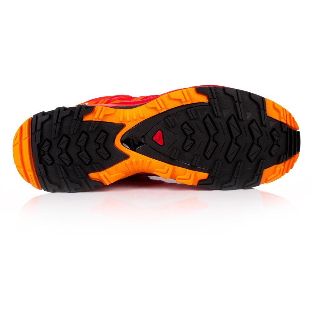 Salomon – Hombre Xa Pro 3D Gore-Tex Trail Zapatillas De Running  – Ss18 Correr Naranja