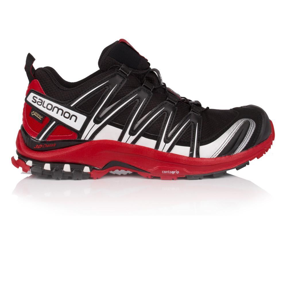 Salomon – Hombre Xa Pro 3D Gtx Trail Zapatillas De Running  – Ss18 Correr Negro