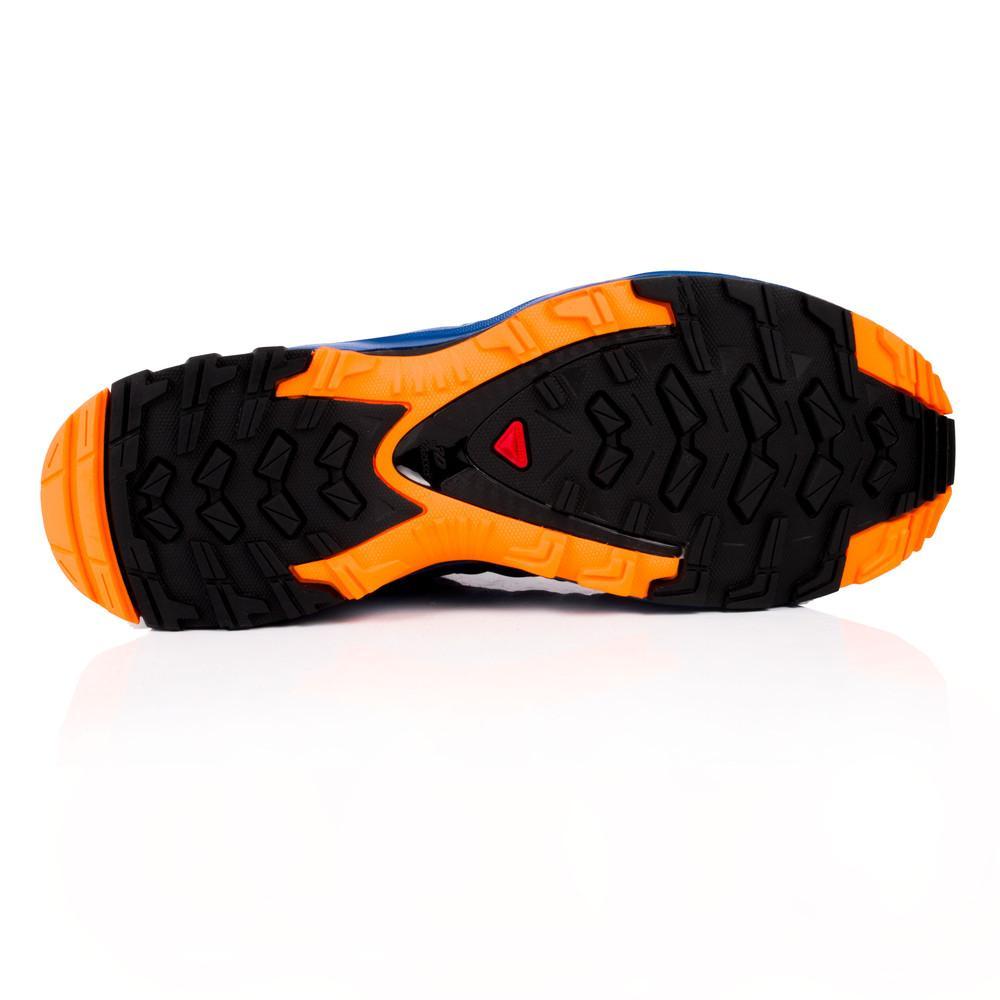 Salomon – Hombre Xa Pro 3D Trail Zapatillas De Running  – Ss18 Correr Azul
