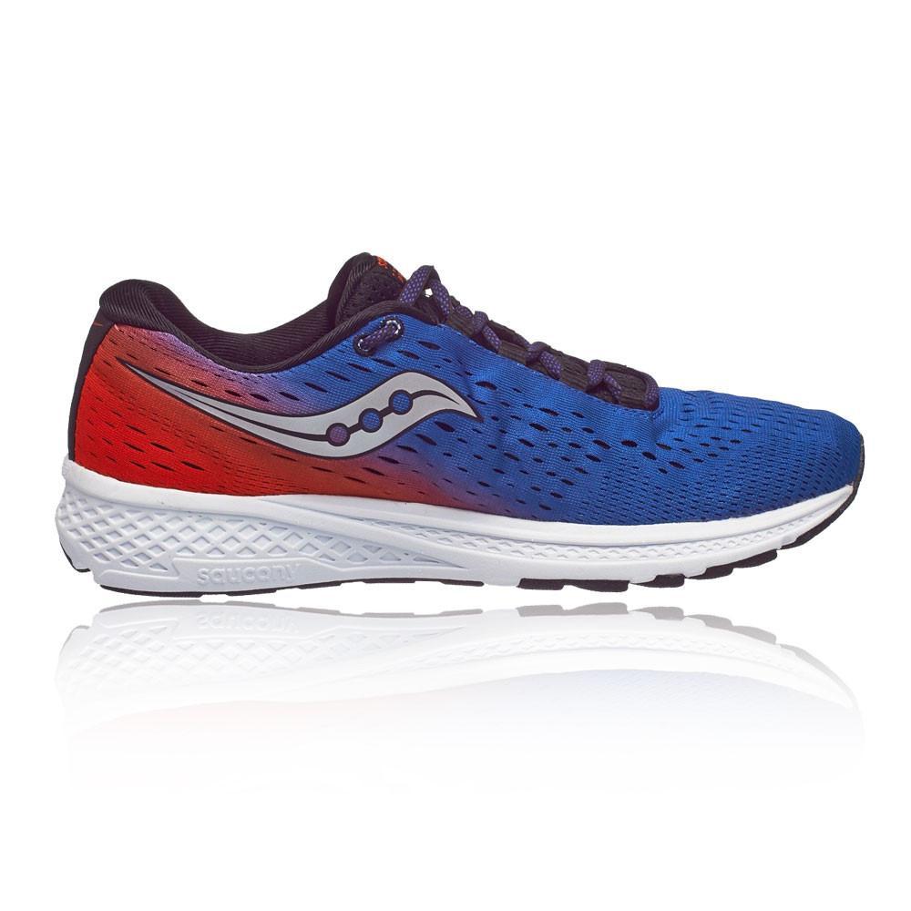 Saucony – Hombre Breakthru 3 Zapatillas De Running  – Aw17 Correr Naranja/Azul