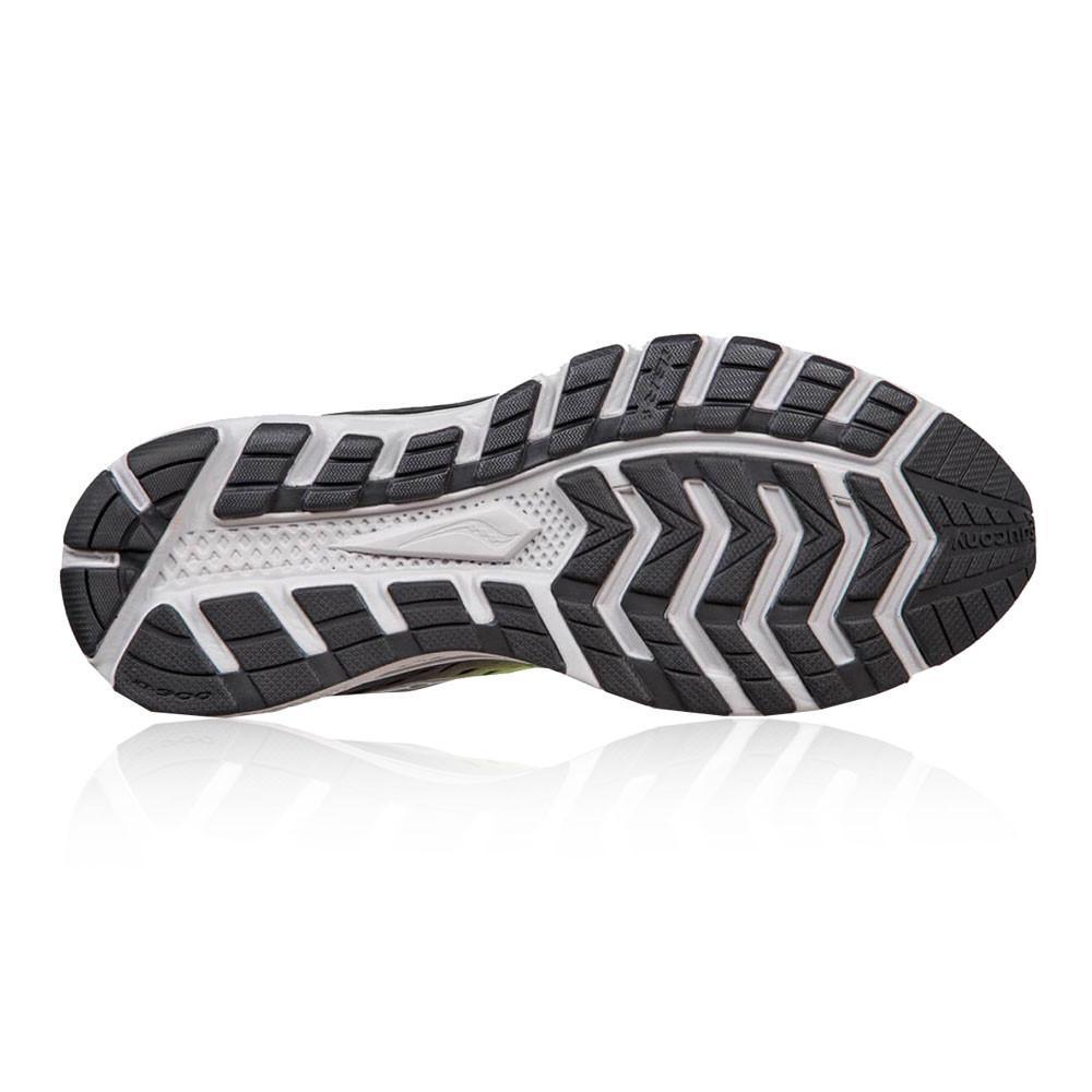 Saucony – Hombre Breakthru 3 Zapatillas De Running  – Aw17 Correr Verde/Negro