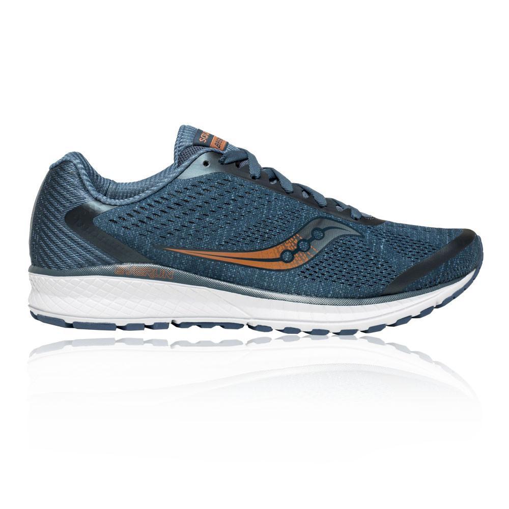 Saucony – Hombre Breakthru 4 Zapatillas De Running  – Ss18 Correr Azul