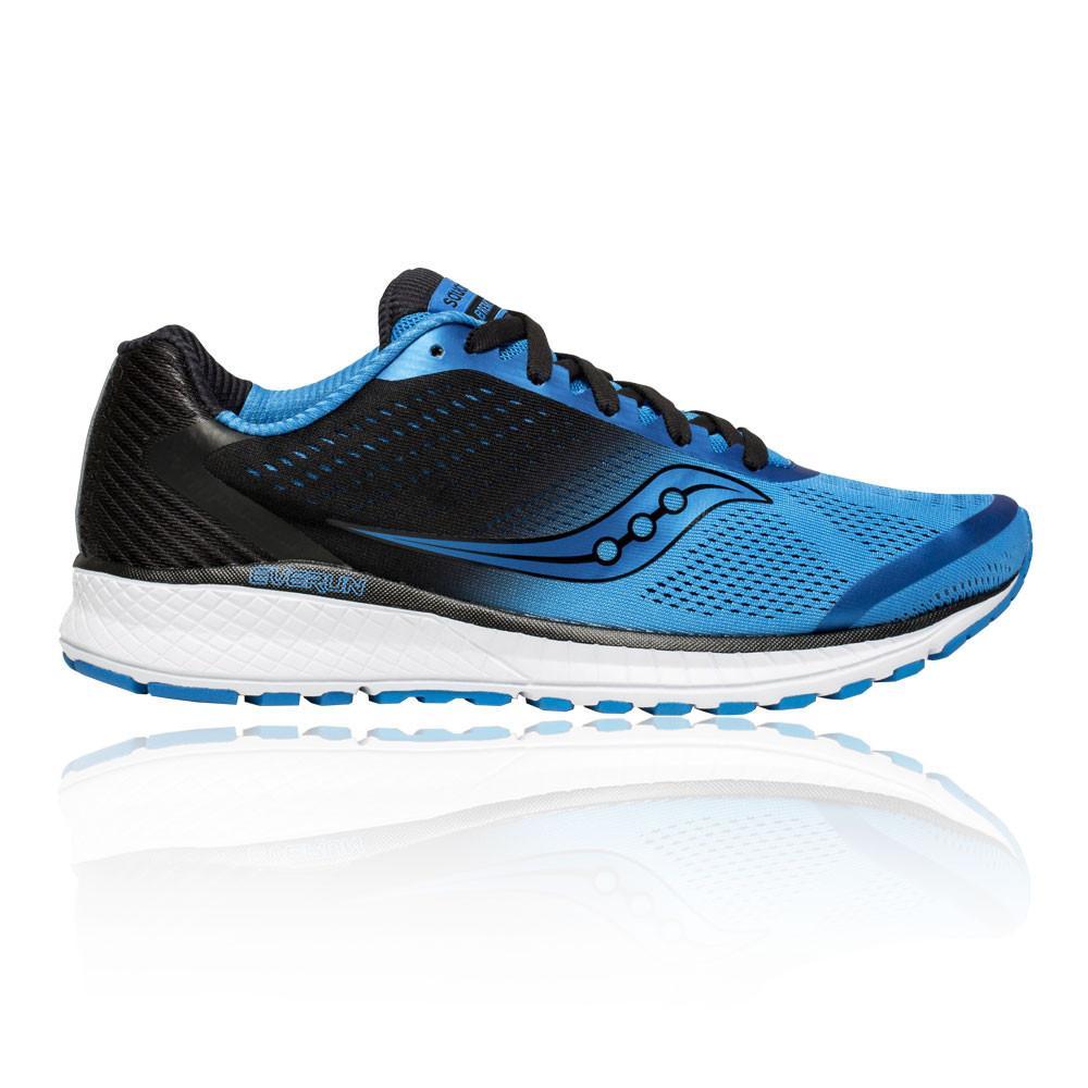 Saucony – Hombre Breakthru 4 Zapatillas De Running  – Ss18 Correr Azul/Negro