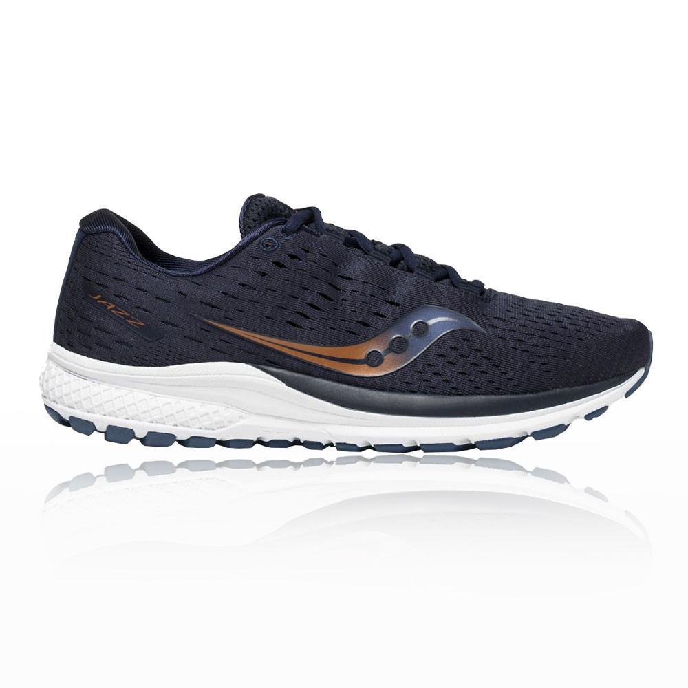 Saucony – Hombre Jazz 20 Zapatillas De Running  – Ss18 Correr Azul Marino