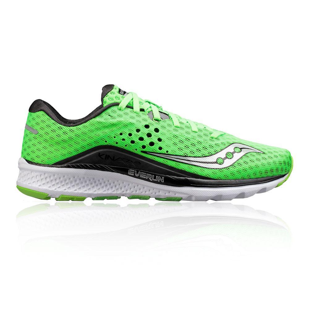 Saucony – Hombre Kinvara 8 Zapatillas De Running  – Aw17 Correr Verde/Negro