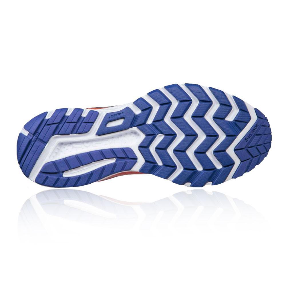 Saucony – Hombre Ride 10 Zapatillas De Running  – Aw17 Correr Naranja/Azul