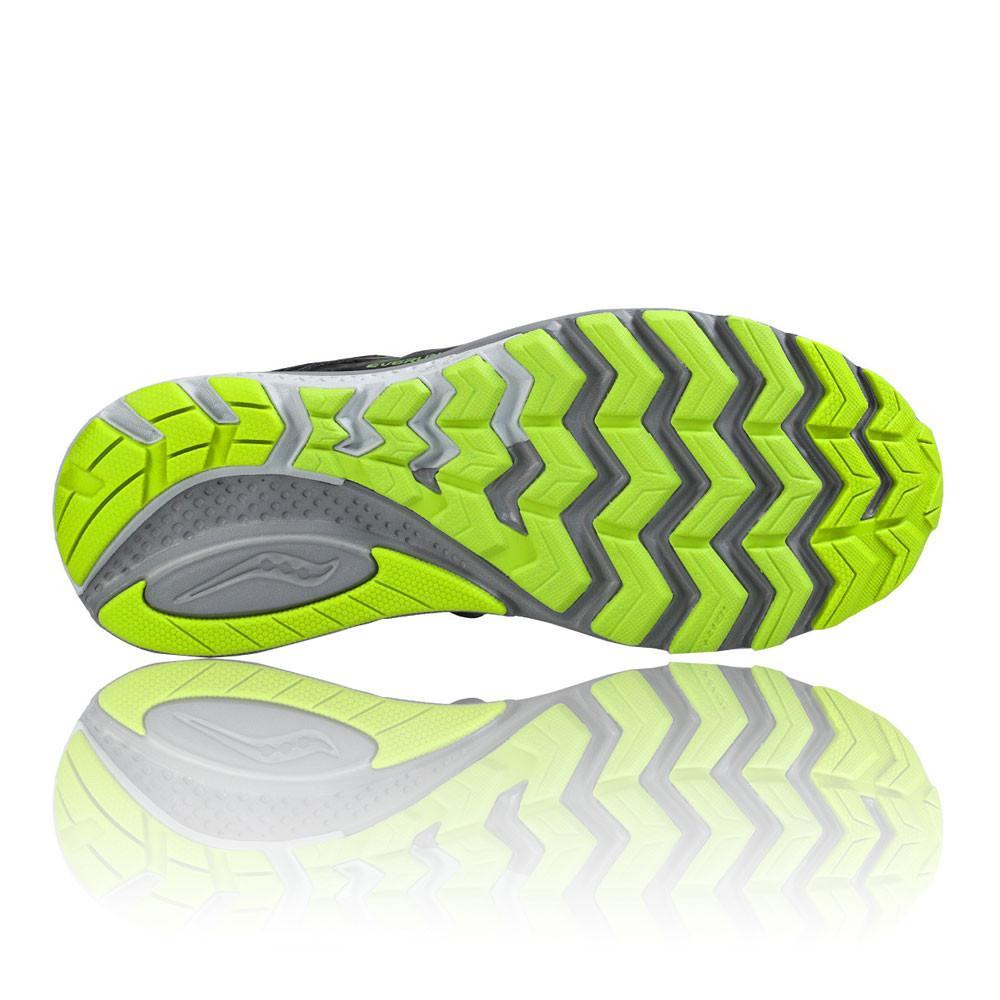 Saucony – Hombre Zealot Iso 2 Zapatillas De Running  – Ss17 Correr Gris/Negro