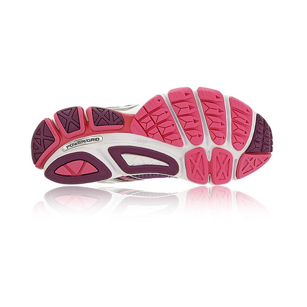 Saucony – Mujer Echelon 4 Para Mujer Zapatilla Para Correr Correr Plateado