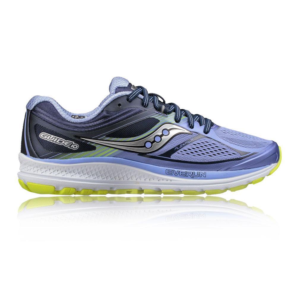 Saucony – Mujer Guide 10 Para Mujer Zapatillas De Running  – Aw17 Correr Morado