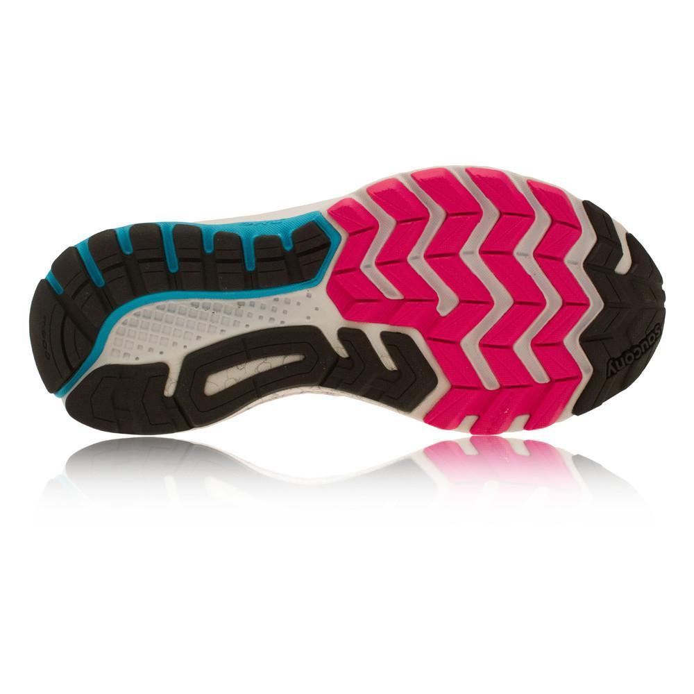 Saucony – Mujer Guide 9 Para Mujer Zapatilla De Running Correr Rosa/Gris/Azul