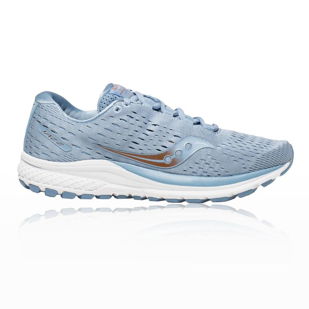 Saucony – Mujer Jazz 20 Para Mujer Zapatillas De Running  – Ss18 Correr Azul