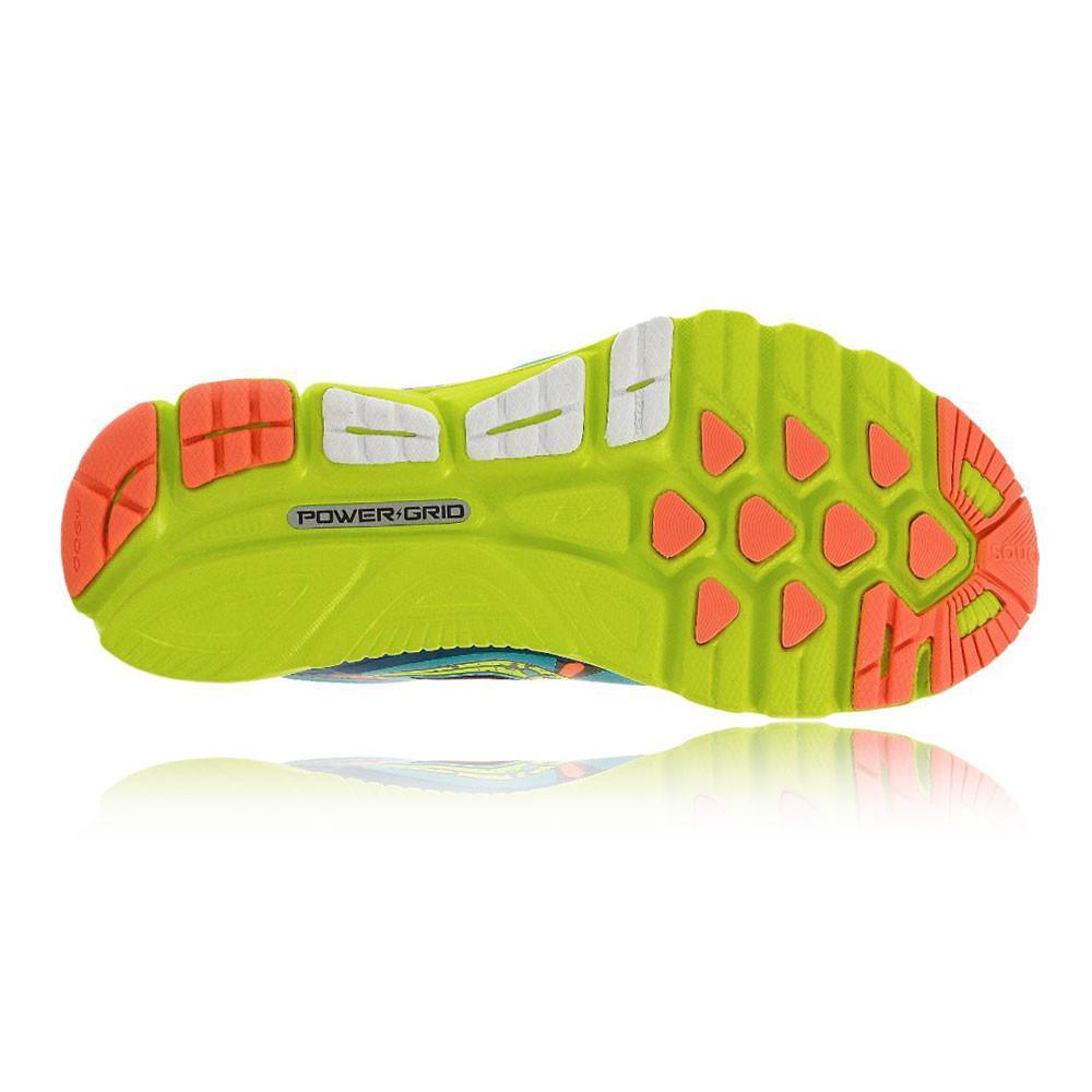 Saucony – Mujer Kinvara 6 Para Mujer Zapatillas De Running Correr Blanco/Verde