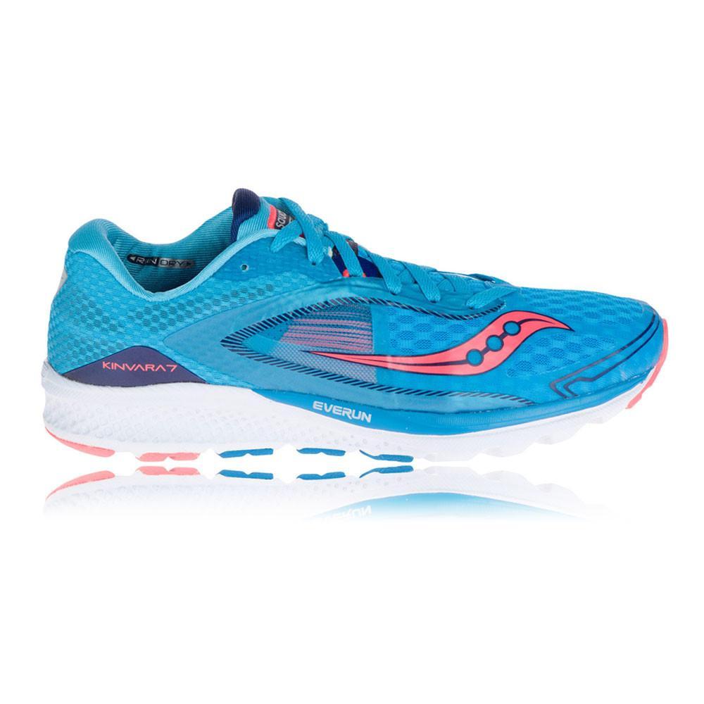 Saucony – Mujer Kinvara 7 Para Mujer Zapatillas De Running Correr Azul/Azul