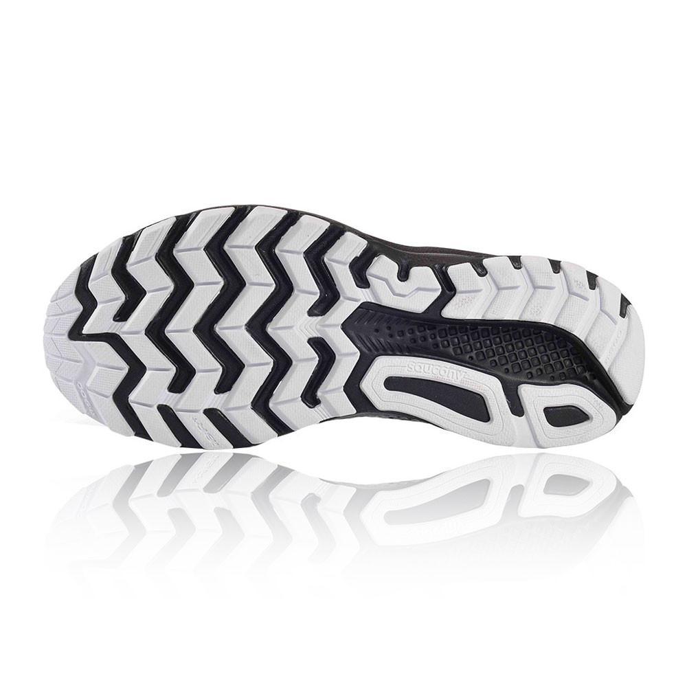 Saucony – Mujer Para Mujer Ride 9 Reflex Zapatillas De Running Correr Blanco/Negro