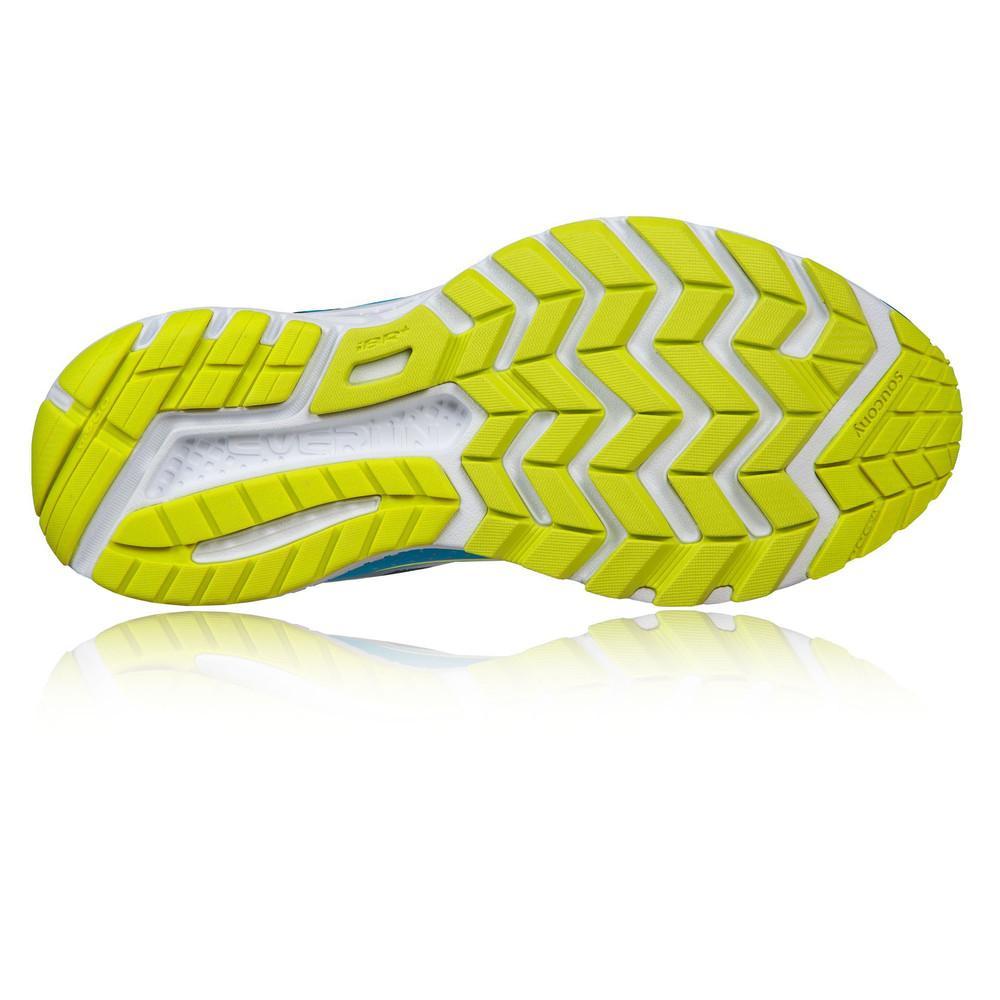 Saucony – Mujer Ride 10 Para Mujer Zapatillas De Running  – Aw17 Correr Azul/Azul