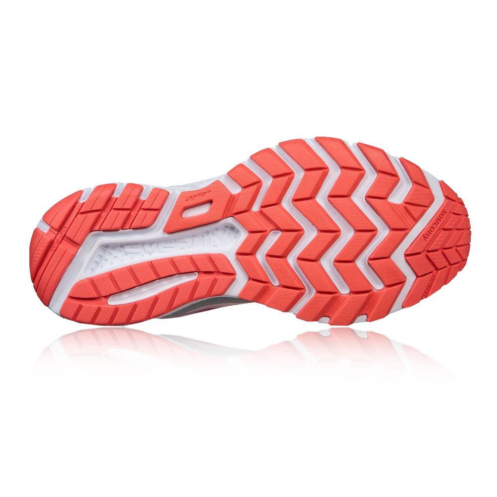 Saucony – Mujer Ride 10 Para Mujer Zapatillas De Running  – Aw17 Correr Rosa/Gris