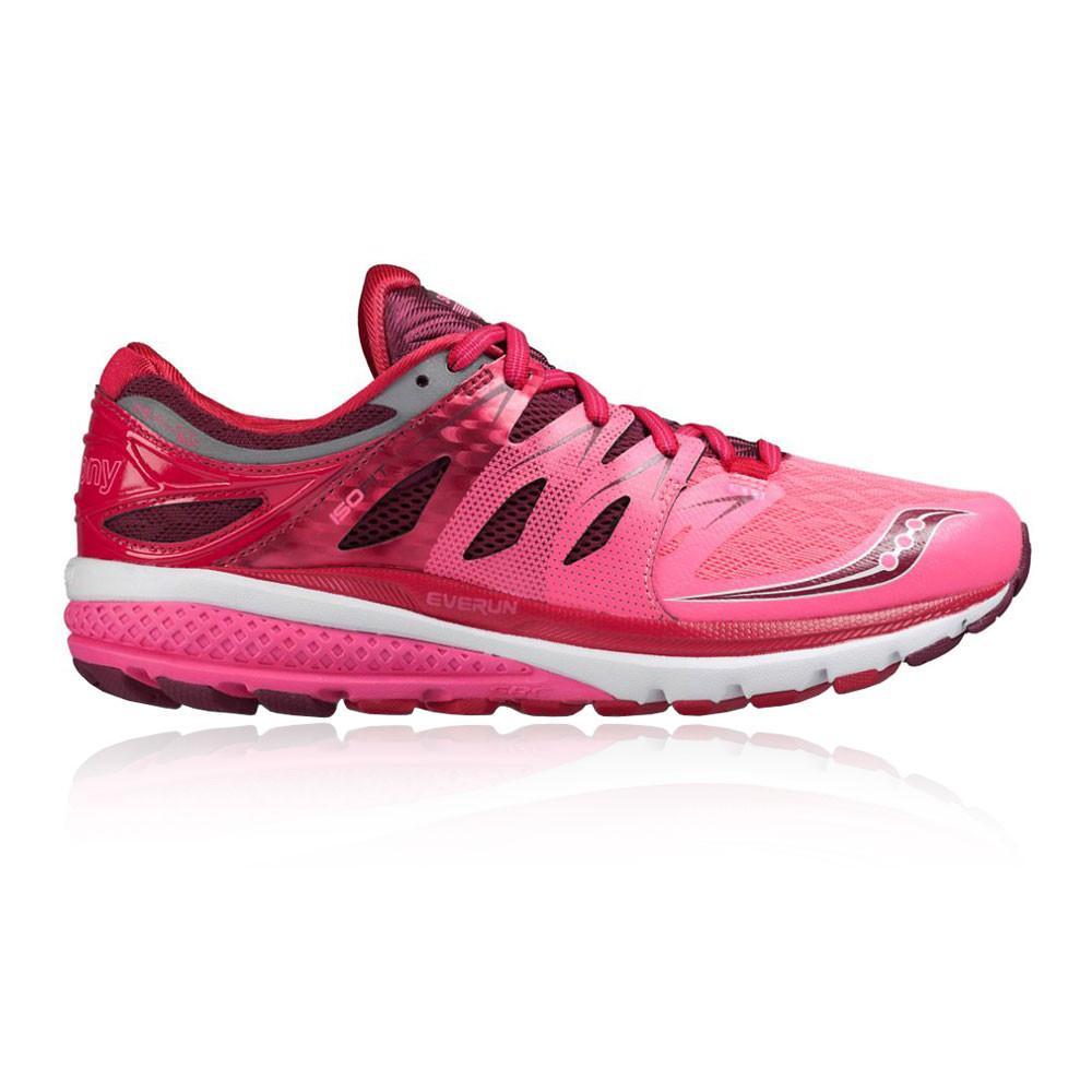 Saucony – Mujer Zealot Iso 2 Para Mujer Zapatillas De Running  – Ss17 Correr Rosa